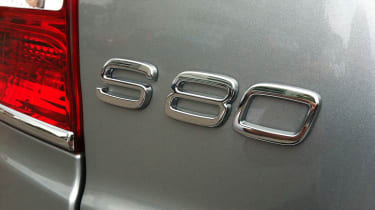Volvo S80 Badge