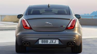 2017 Jaguar XJ facelift - rear