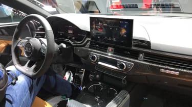 Audi S5 2019 - interior