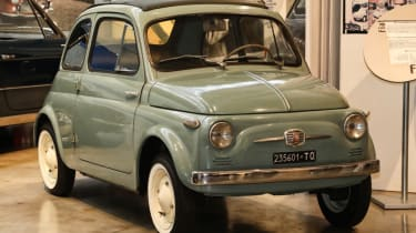 Cool cars: the top 10 coolest cars - Fiat 500