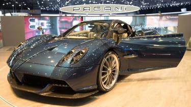 Best hypercars - Pagani Huayra BC