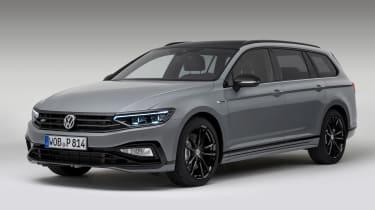 Volkswagen Passat R-Line Estate - front 3/4