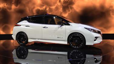 Nissan Leaf Nismo - Tokyo side static