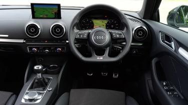 Audi A3 Sportback 2.0 TDI - dash