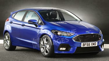 Ford Fiesta ST - 2018 exclusive image