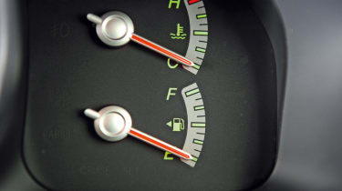 Kia Sportage Mk2 (used) - dials