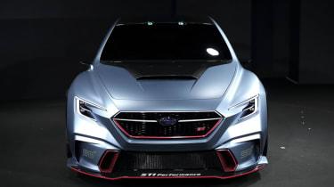 Subaru Viziv Performance STI concept front