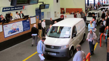 Securing finance for your van