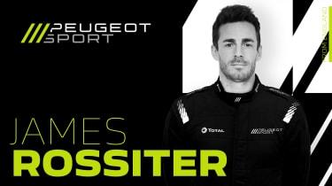 Peugeot WEC - Rossiter