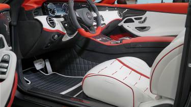 Mansory Mercedes-Benz S-Class Cabrio Black Edition