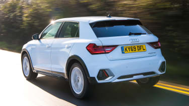 Audi A1 Citycarver - rear