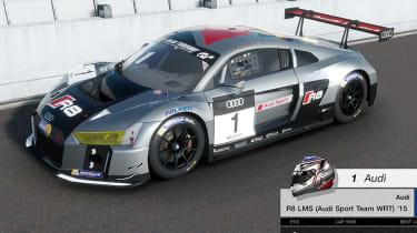 GT Sport 2016 - R8 LMS
