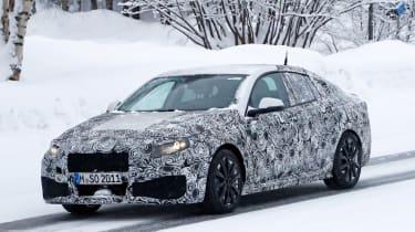 BMW 2 Series Gran Coupe - spyshot 3