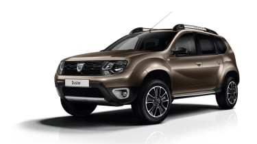 Dacia Duster 2017 studio