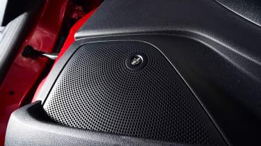 Ford Fiesta - speaker
