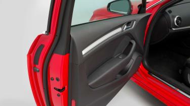 Used Audi A3 mk3 2012 - door open