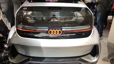Audi AI:ME - Shanghai full rear