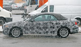 BMW 2 Series panning