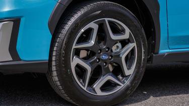 Subaru XV - wheel