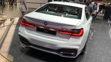 BMW 7 Series facelift - Geneva rear