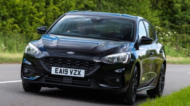 Ford Focus - front cornering