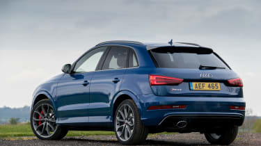 Audi RS Q3 Performance 2016 - rear quarter