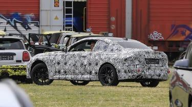 BMW 2 Series spy - rear