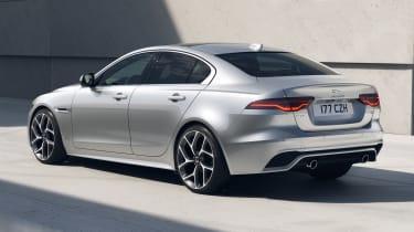 Jaguar XE R-Dynamic Black - rear