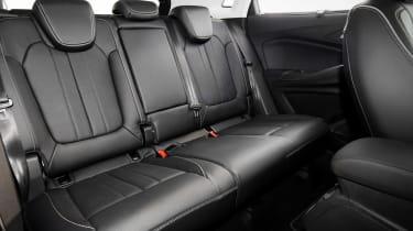 Vauxhall Grandland X Hybrid4 - rear seats