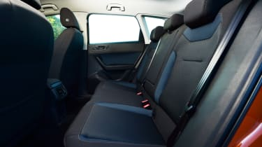 Long-term test review: SEAT Ateca - rear seats
