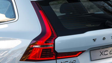 Volvo XC60 2017 - white rear lights