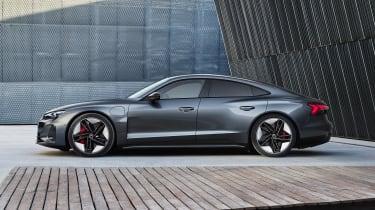 Audi RS e-tron GT - side
