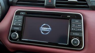 Nissan Micra 2017 petrol - infotainment