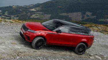 Range Rover Velar - off-road