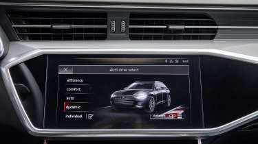 Audi A6 Avant - infotainment