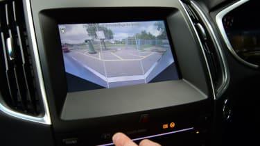 Ford Edge long term - third report reversing camera