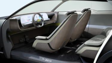 Hyundai 45 Concept - interior
