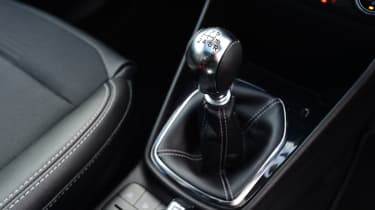 Ford Fiesta - Gearstick