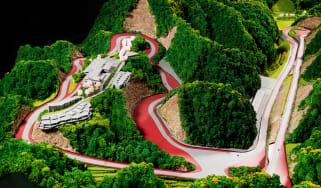 Tilke Racetracks: how to design a circuit