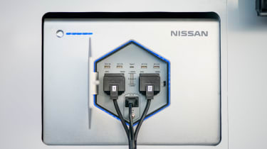 Nissan ice cream van - socket