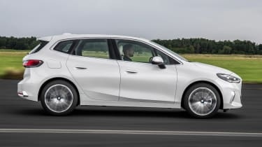 BMW 2 Series Active Tourer - side action