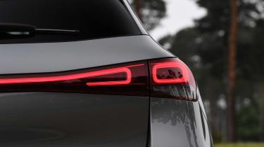Mercedes EQA - brake lights