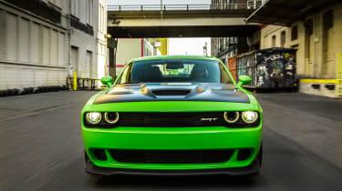 Dodge Challenger Hellcat SRT - full front