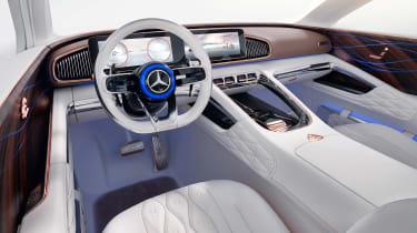 Vision Mercedes-Maybach SUV - cabin