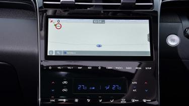 Hyundai Tucson MHEV - sat-nav