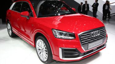 Audi Q2 - Geneva front three quarters