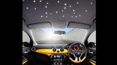 Vauxhall Adam Stars headliner