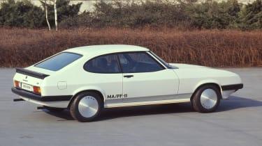 Secret Fords uncovered - Modular