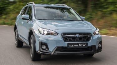 2018 Subaru XV - front