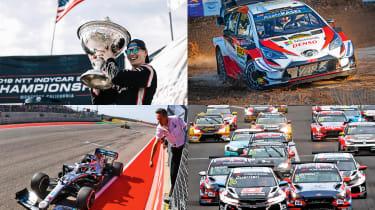 Motorsport review 2019 - header